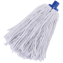 """Trust® Replacement Mop (For5271WHTCP), 7 7/8"""", 1/Each"""