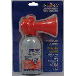 Orion® Air Horn Jr, 6 oz, 1/Each