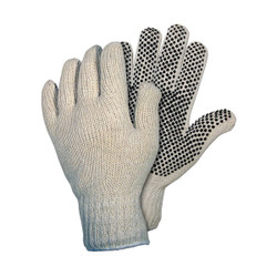 MCR Safety® PVC Coated String Knit Gloves