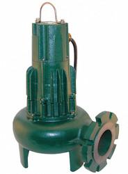 Zoeller 3 HP,Sewage Ejector Pump,460VAC  G405