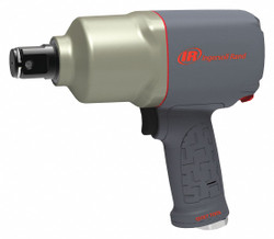 Ingersoll Rand Impact Wrench,Air Powered,7000 rpm  2155QIMAX