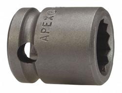 Apex 8Mm Impact Socket 3/8Dr-344 Lbs  8MM13