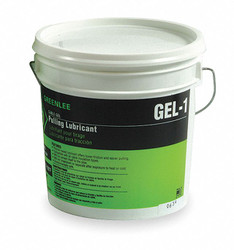 Greenlee Cbl Wr Pllng Lube,1 gal.,Pail  GEL-1