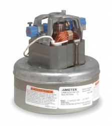 Ametek Lamb Vacuum Motor,107 cfm,316 W,120V  116227-00