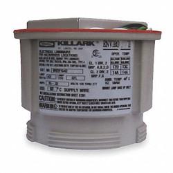 Hubbell Killark Compact Fluorescent Light Fixture,GX24Q3  NV2FG26