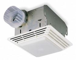 Broan Fan,Bathroom,80 CFM  HD80L