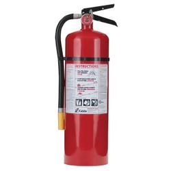 Kidde Pro Line 10 lb ABC Fire Extinguisher w/ Wall Hook