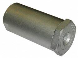 Sim Supply Hyd Pressure Filter,25 Micron,3000 psi  36L337
