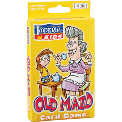 Patch Imperial Kids Old Maid Card Game 1464 Pack of 12