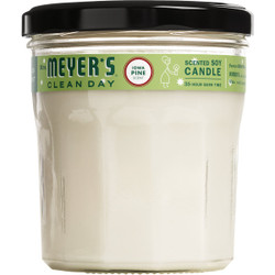 Mrs. Meyer's Clean Day 7.2 Oz. Iowa Pine Jar Candle 315396 Pack of 6