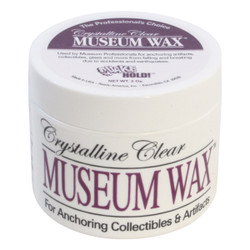Quake Hold 2 Oz. Museum Wax 66111 Pack of 18