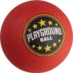 Franklin 8-1/2 In. Dia. Playground Ball 6325 Pack of 6