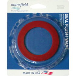 Mansfield Flush Valve Seal for No. 210/211 Watersaver 206300030 Pack of 10