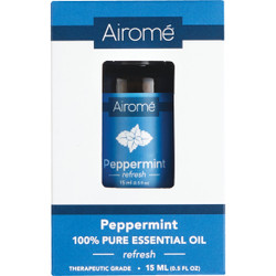 Airome Peppermint 15 Ml Essential Oil E680 Pack of 12