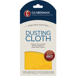 Guardsman 14 In. x 18 In. One-Wipe Dust Cloth 462100 Pack of 12