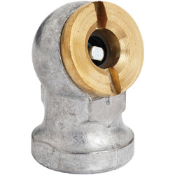 Milton 1/4 In. FNPT 150 psi Single Head Air Chuck S-699 Pack of 10
