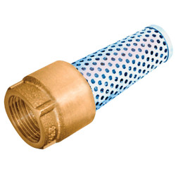 Simmons 3/4 In. 200 psi Bronze Foot Valve, Lead Free 7402 Pack of 12