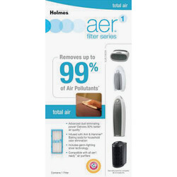 Holmes Aer Replacement HEPA Air Purifier Filter HAPF30ATU4R1 Pack of 4