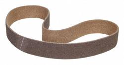 Merit Sanding Belt,3/4In W x 20-1/2In L,80Grit  66254499800
