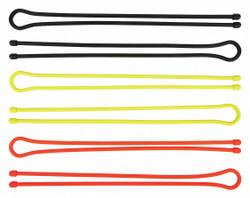 Nite Ize Twist Ties,Rubber,32 in L,3/10 in W  GTPP32-A1-R8