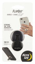 Nite Ize Phone Hip Clip,Black  FLO2-01-R7