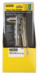 Stanley Riveter,Right Angle,Steel,Spring Loaded  MR55C5