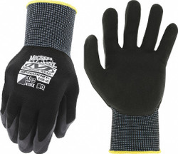 Mechanix Wear Mechanics Gloves,Black,10,PR  S1DE-05-010