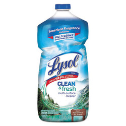 Lysol Brand Cleaner,All Purpose,Be 78630CT