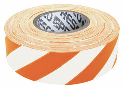 Presco Products Co Flagging Tape,Wh/Orng,300ft x 1-3/16 In  SWO-200