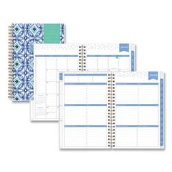 Blue Sky Planner,Tile,5x8,Wk/Mn,Be 101410