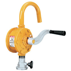 Rotary Cast Iron Hand Pumps, 1 in (O.D.)