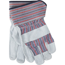 Do it Men's Large Lightweight Leather Work Glove 703699 Pack of 12