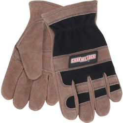 Channellock Men's Large Leather Work Glove 706517 Pack of 72