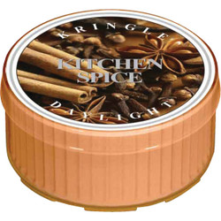 Kringle Candle Country Candle Kitchen Spice Daylight Candle 0045-010429 Pack of 12