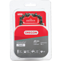 Oregon AdvanceCut S40 10 In. Chainsaw Chain S40 Pack of 6
