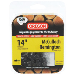 Oregon S49 14 In. Chainsaw Chain S49 Pack of 6