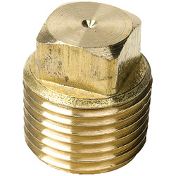 Seachoice 1/2 In. x 2 In. Garboard Replacement Drain Plug 18761 Pack of 12
