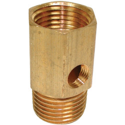 Dial 1/2 In. MPT x 1/2 In. FPT (1/2 In. Side Tap) Pipe Adapter 90156 Pack of 6