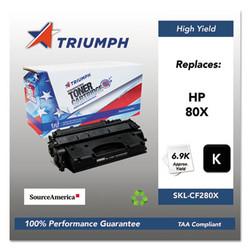 Triumph Toner,Reman,Hp,Lj,80x,Bk CF280X