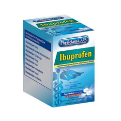 Ibuprofen Pain Reliever, 200 mg, 2 Pkg/125 Each