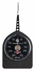 Jonard Tools Dynamometer Gauge,Dial,30-250g  GD-25