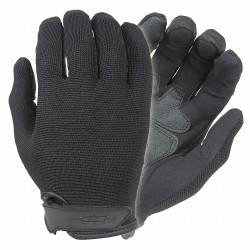 Damascus Law Enforcement Glove,M,Black,PR  MX 10 MEDIUM