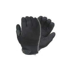 Damascus Law Enforcement Glove,L,Black,PR  DPG125 LARGE