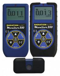 Radiation Alert Radiation Survey Meter,LCD  MONITOR 200