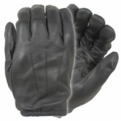 Damascus Law Enforcement Glove,S,Black,PR  DFK300 SM