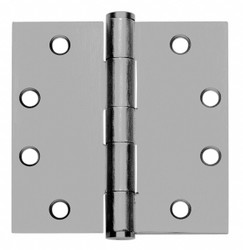 Template Hinge,Concealed,Dull Chrome