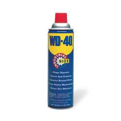 WD-40® Industrial Size Lubricant (CARB Compliant)