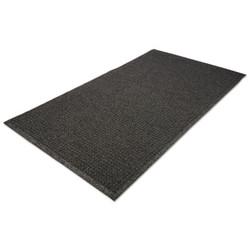 Guardian Ecoguard Indoor/Outdoor Wiper Mat, Rubber, 48 X 72, Charcoal EG040604