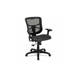Alera Chair,Air Mesh,Midback,Bk EL42B18