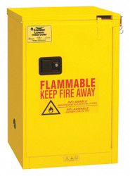 Condor Flammable Liquid Safety Cabinet,12 gal.  45AE87